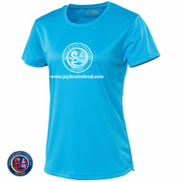 WJJF Ireland Women's Fitted Performance T-Shirt