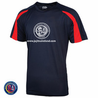 WJJF Ireland Children's Contrast Performance T-shirt