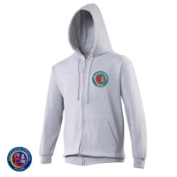 WJJF Ireland Zipped Children's Hoodie
